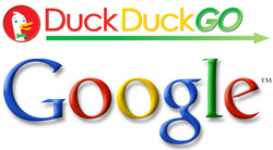 Difference Between Google and DuckDuckGo | Difference Between