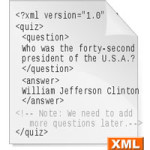 Difference Between XML and XHTML