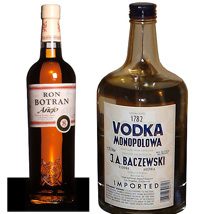 Difference Between Vodka and Rum Difference Between | Difference Between