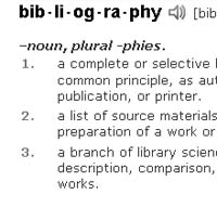 Difference Between Works cited and Bibliography | Difference Between