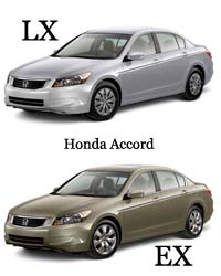 Captivating Honda Accord Lx Vs Ex