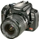 Difference Between Canon Rebel XT and Canon Rebel XTi
