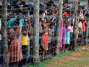 tamils in srilanka