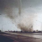 Difference Between Funnel Cloud and Tornado