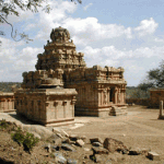 Vijayalaya Choleswaram, Pudukkottai, Tamil Nadu. South India Built c. 850 C.E.
