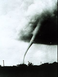 Tornado watch
