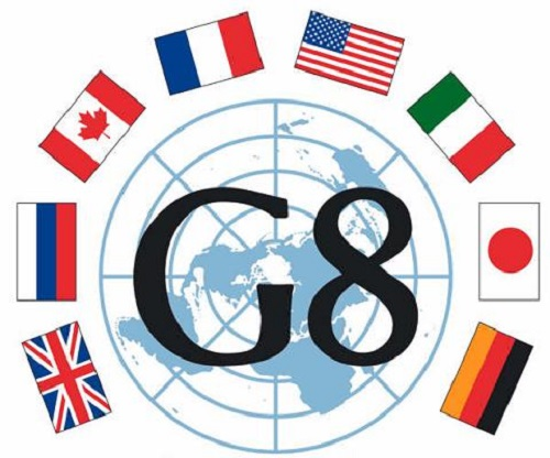 Difference Between G8 and G20