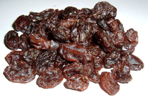 Difference Between Raisins and Sultanas
