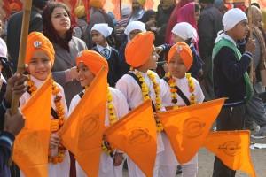 Sikh Children