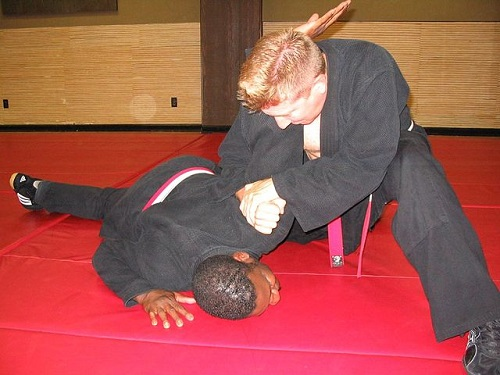 Difference Between Jujitsu and Aikido
