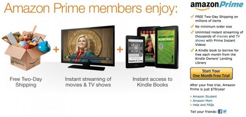 Difference Between Amazon and Amazon Prime-1