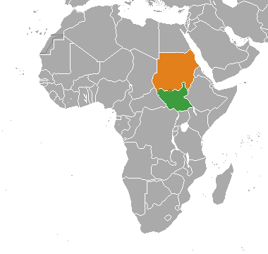 difference between sudan and south sudan