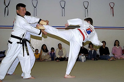 Difference Between Muay Thai and Tae Kwon Do-1