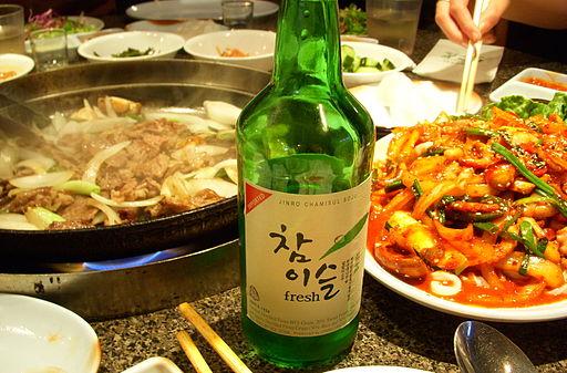 Soju: Korean Drink