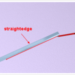 Difference Between a Ruler and a Straightedge