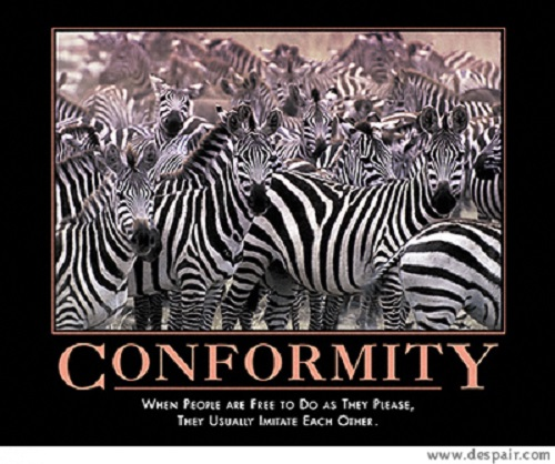 Conformity vs. Individualism
