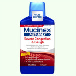 What is the difference between Mucinex and Mucinex DM