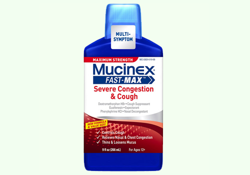 What Is The Difference Between Mucinex And Mucinex Dm Difference
