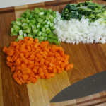 Difference between diced and chopped