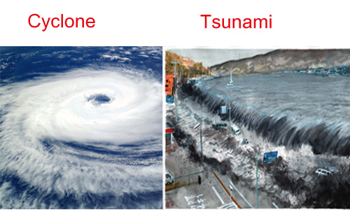 tsunami science and true natural disaster The 2004 indian ocean tsunami was among the deadliest natural disasters in human history,  japan, where tsunami science and response measures first began following a disaster in 1896, has produced ever-more elaborate countermeasures and response plans.