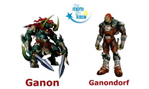 Difference between ganon and ganondorf yahoo dating 5
