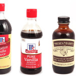 Difference between vanilla and vanilla extract