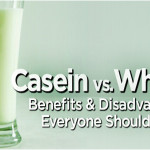 Difference between whey and casein