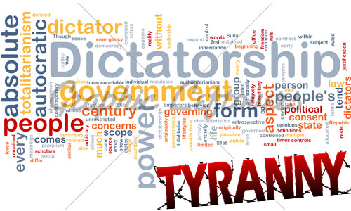 Tyranny And Dictatorship