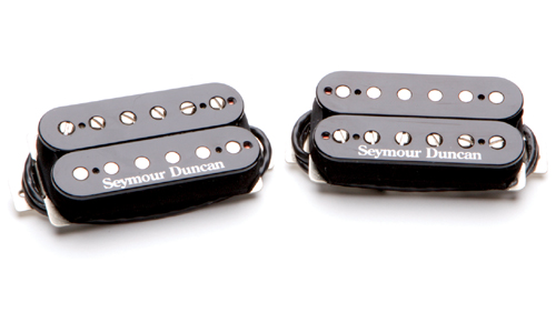 neck and bridge pickups