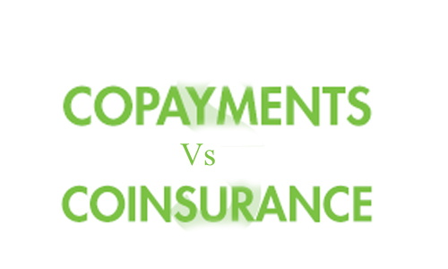 Coinsurance and Copay