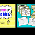 Difference between main idea and theme in literature