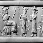 512px-Mesopotamian_-_Cylinder_Seal_-_Walters_42564_-_Impression