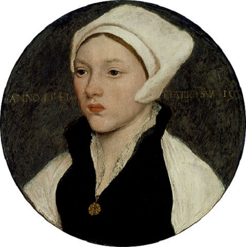 478px-Hans_Holbein_the_Younger_Young_Woman_with_a_White_Coif_1541_LACMA_M44_2_9_2