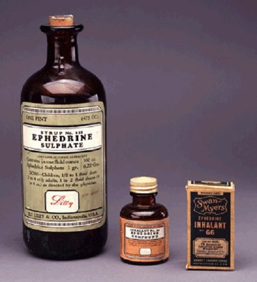What Is The Difference Between Ephedrine And Ephedra