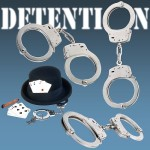 Difference between Detention and Arrest