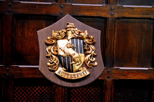 Houses Hufflepuff and Ravenclaw