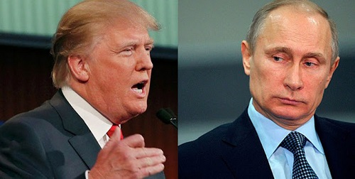 Difference between Vladimir Putin and Donald Trump