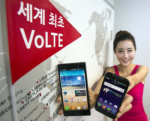 Difference Between VoLTE and LTE-1