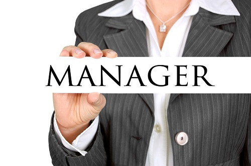 Difference between a manager and entrepreneur