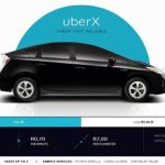 Difference between ubergo and uberx-1