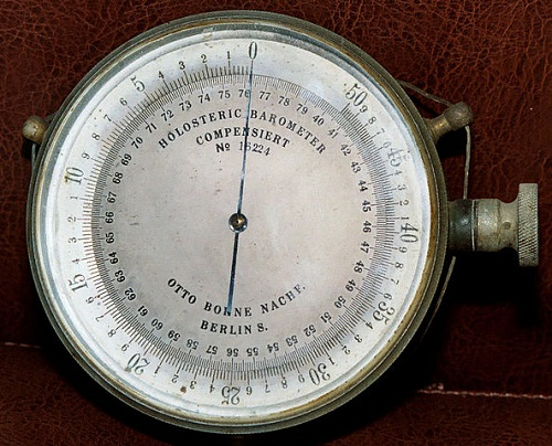 Differences Between Barometers and Manometers-1