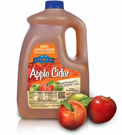 Differences Between Cider and Juice