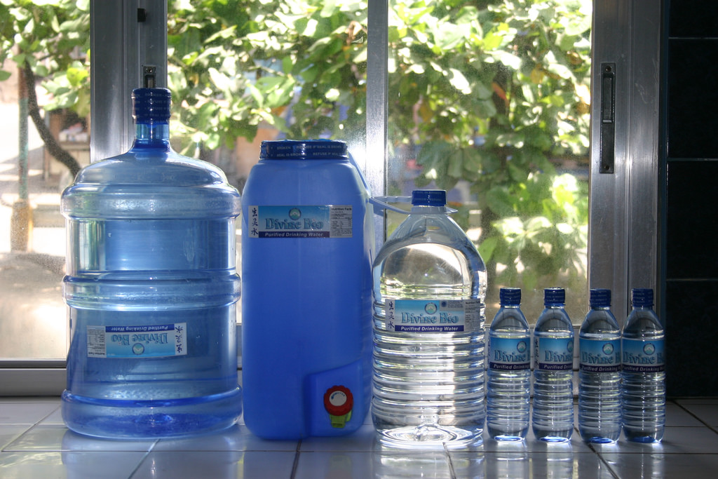 Difference Between Purified Water and Spring Water 1