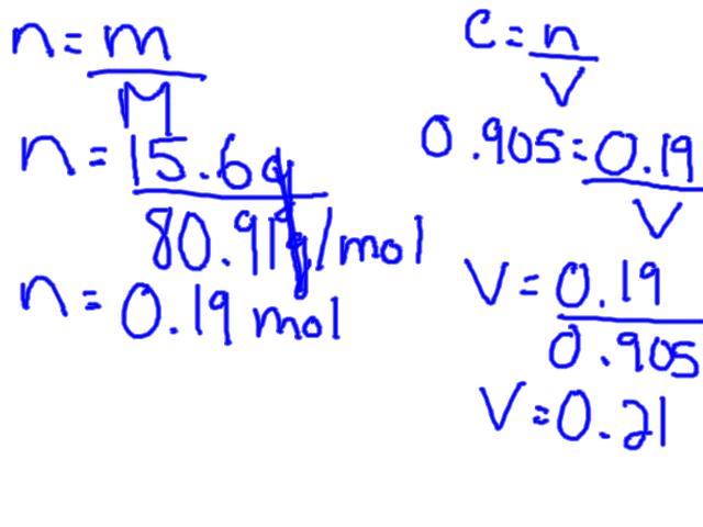 Difference between Molarity and Molality 1