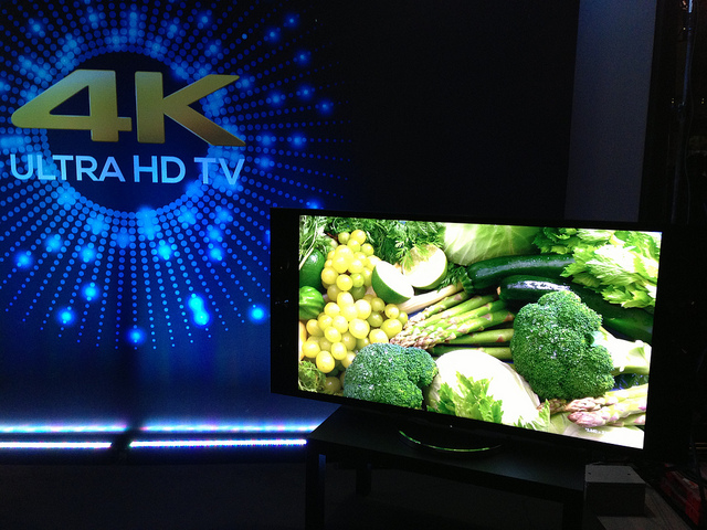 Difference Between 4k and UHD
