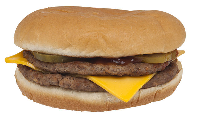 Difference Between Double Cheeseburger and Mcdouble