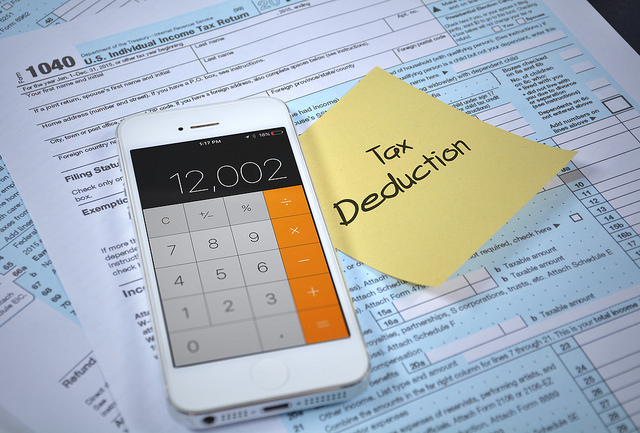 Difference Between Exemption and Deduction