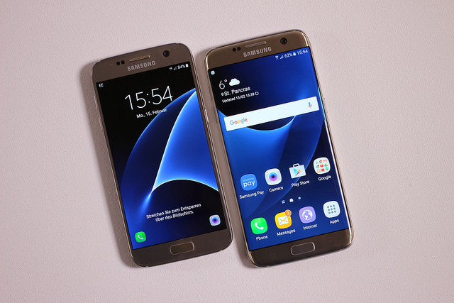 Difference Between Samsung Galaxy S7 and Galaxy S7 Edge1