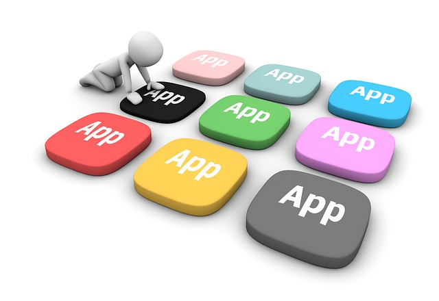 Difference between App and Widget
