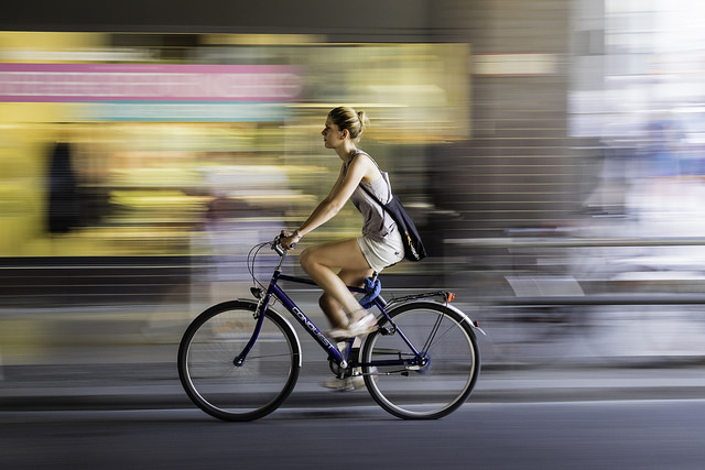 Difference between Man Bike and Woman Bike